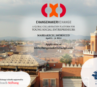 ChangemakerXchange Marrakech - Teaser
