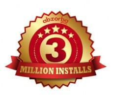 abzorba games 3 million downloads 460360