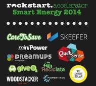 rockstart accelerator smart energy 2014 startups 460360