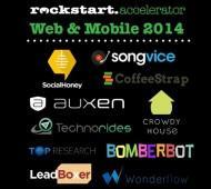 ROCKSTART WEB MOBILE 2014