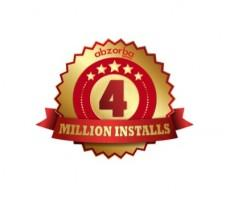 abzorba 4 million downloads 460360