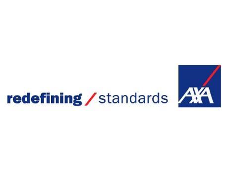 AXA logo motto 460360