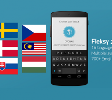 fleksy android