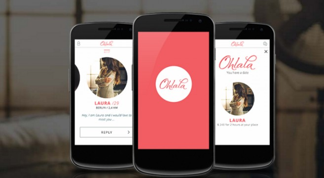 Ohlala, a paid date app nabs $1.7m