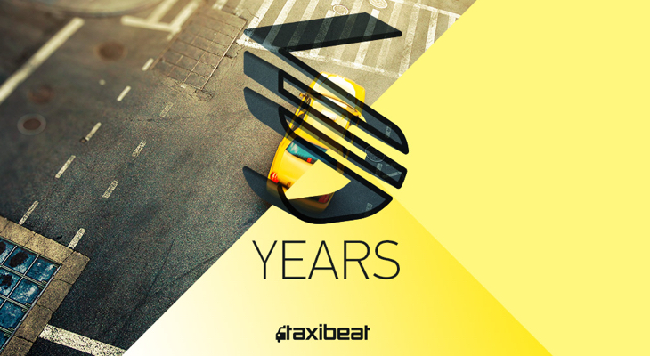 5 years Taxibeat*730*400