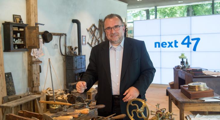 next47: Siemens gründet eigenständige Einheit für Start-ups / next47: Siemens founds separate unit for startups