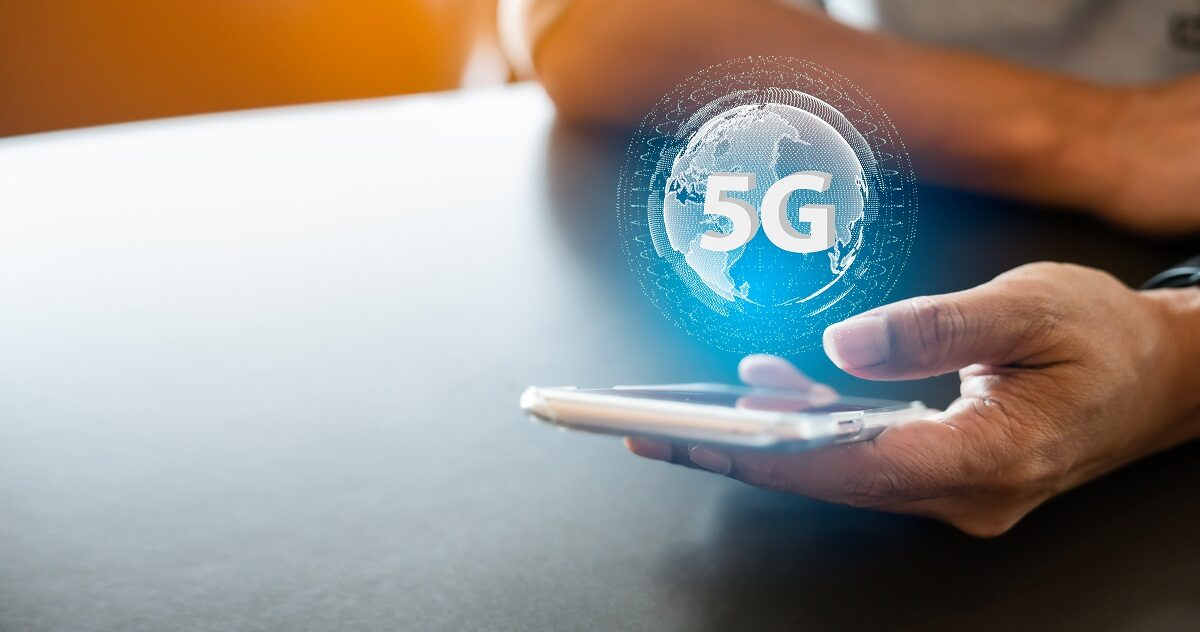 60% of the global population to have 5G access in the next 5 years