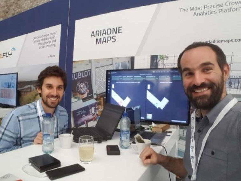 "Ariadne Maps: How the ""Google Analytics"" of the physical world raised 2 million euros"