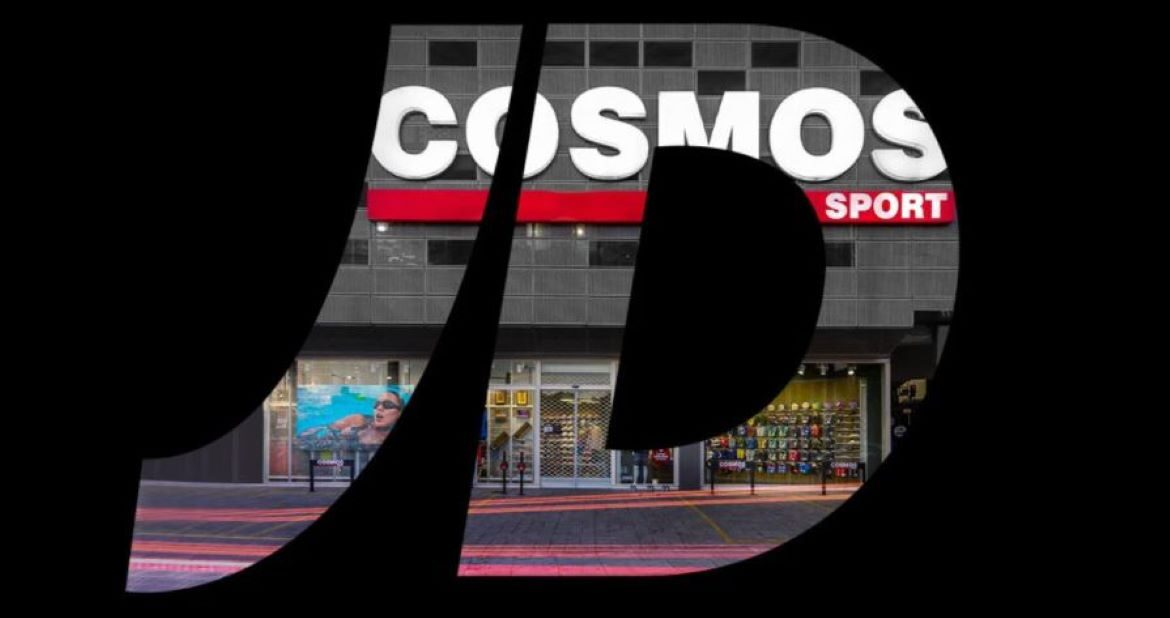 JD Sports acquires Cosmos Sport